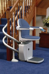 Companion Curved Stairlift